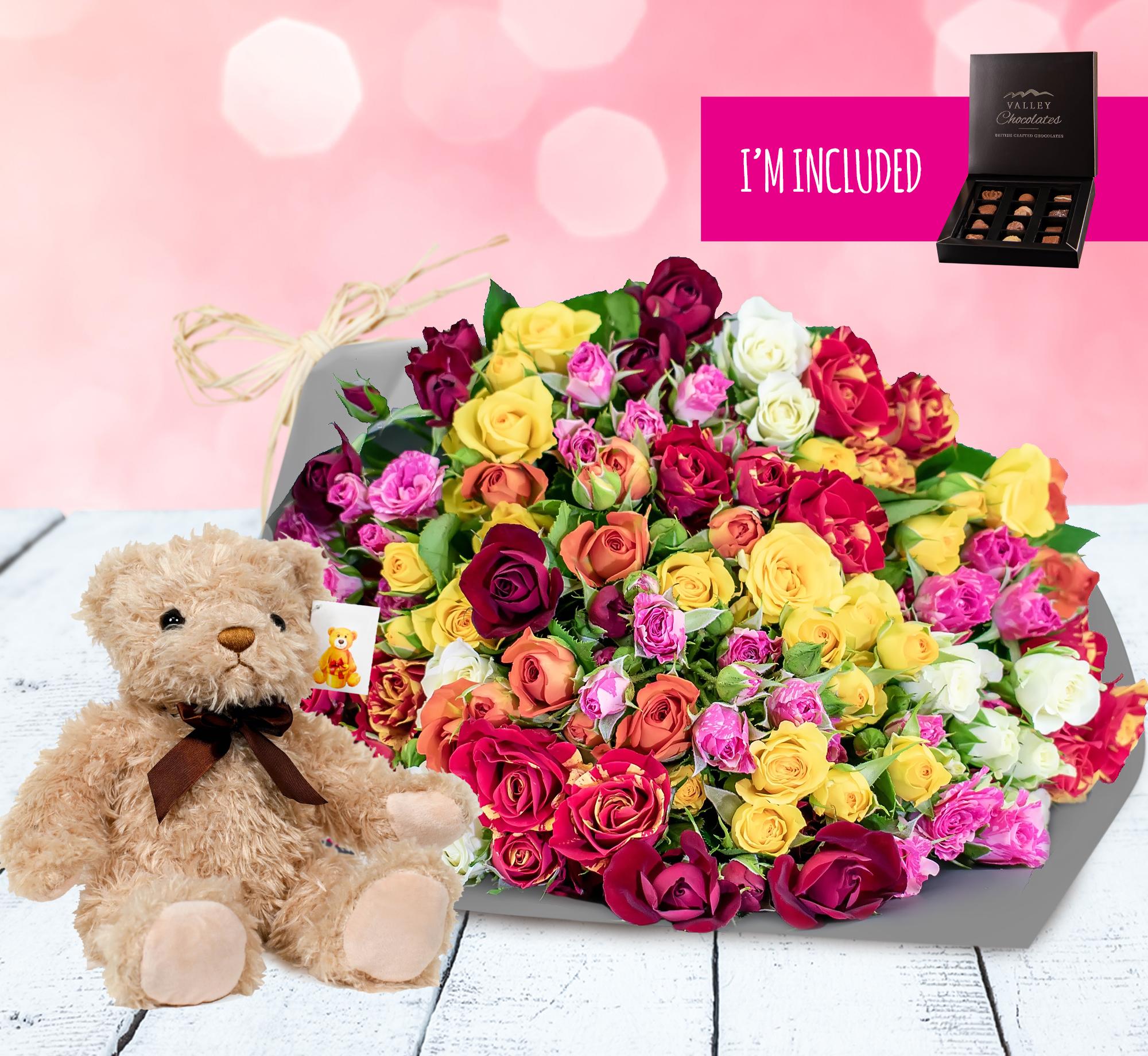 Superb Roses Bundle