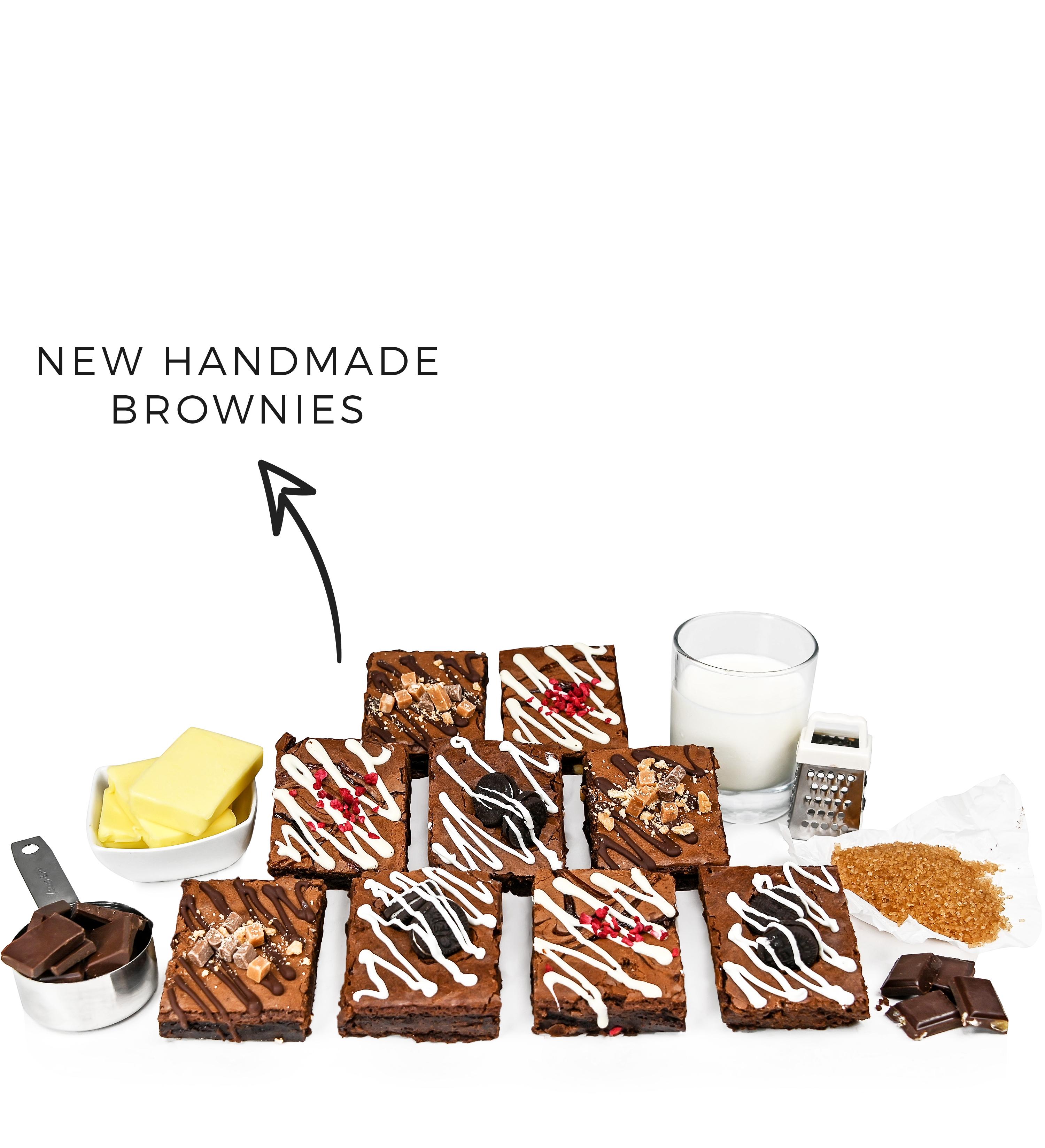 Artisan Brownie Box